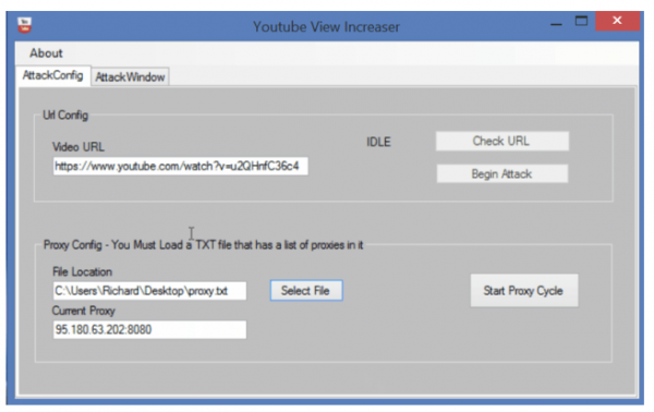 Youtube View Increaser