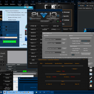 Black Windows 10 V2