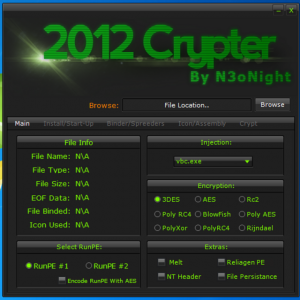 2012 Crypter