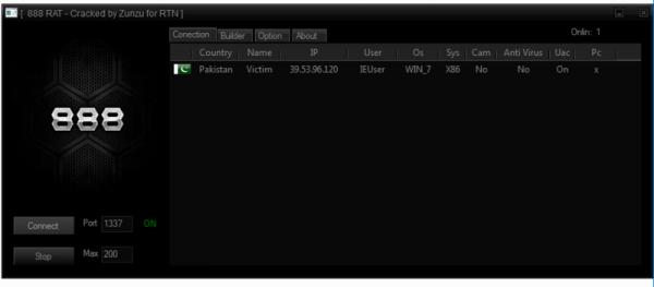 The 888 Private Autoit RAT v1 [Usg - Native - USB Spread - UAC Exploit - Form Graber] -