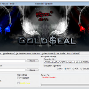 ColdSeal 5.6   100% fud crypter