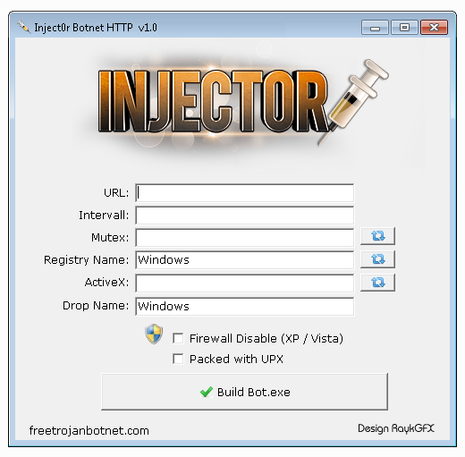Inject0r Bot HTTP