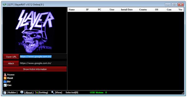 SlayerRAT v0.7.2 By X-Slayer