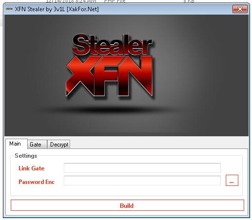 XFN Stealer v1.2