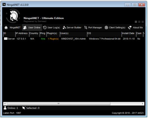 NingaliNET v1.1.0.0-