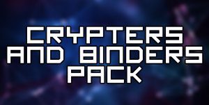 Crypter and  Binder Pack