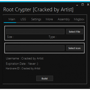 Root Crypter