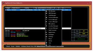SpyNote v.8.6 G windows Android