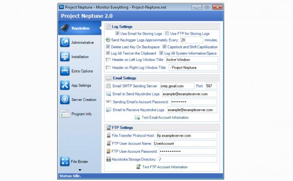 Project Neptune v2.0