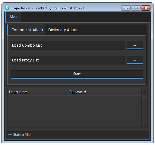 Skype Hacker  -How to hack skype