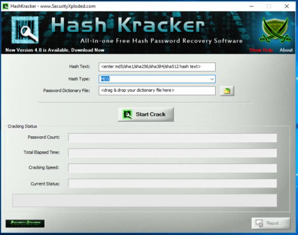 HashKracker