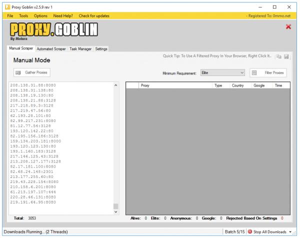 Proxy Goblin 2.5.9.1