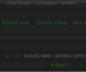 Crypter Polymorph 1.0
