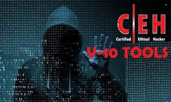 CEH V10  Certified Ethical Hacker v10 Lab Tools