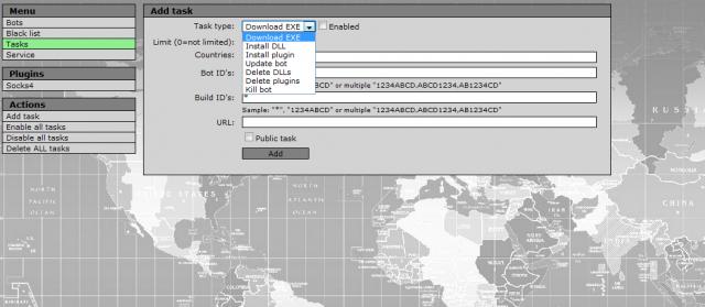 Andromeda Botnet V2.06   ALL plugins