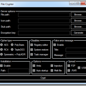 File Crypter