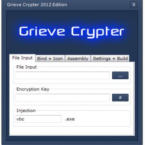Grieve Crypter 2012