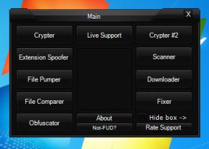 CrypteX Advanced